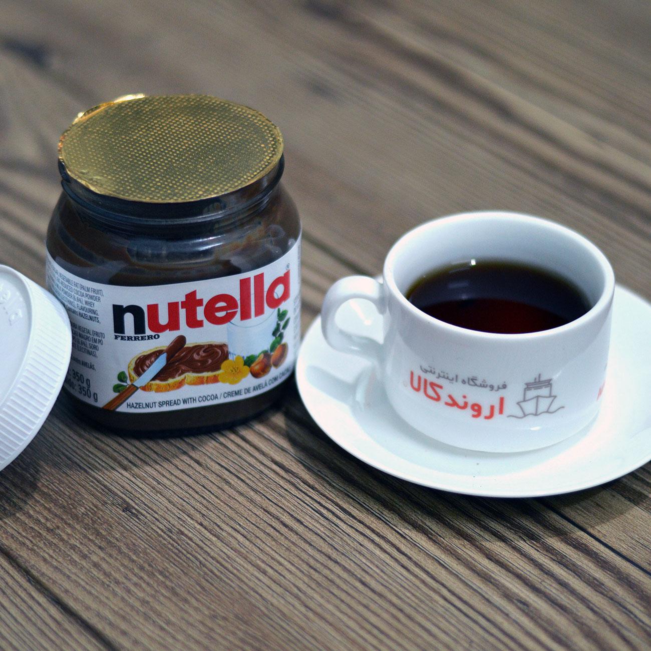 شکلات صبحانه نوتلا