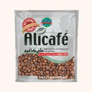 قهوه علی کافه جینسینگ بدون شکر - alicafe