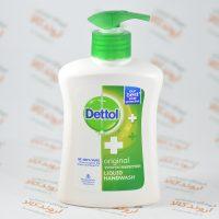 مایع دستشویی آنتی باکتریال با رایحه اصلی دتول (Dettol)