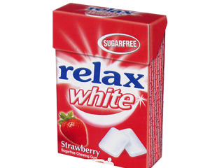 آدامس ریلکس توت فرنگی relax gum