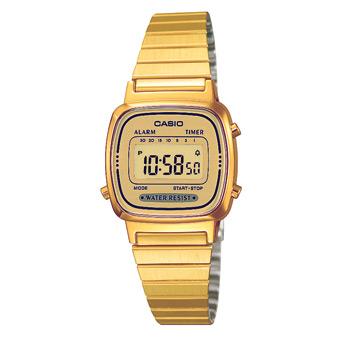 ساعت کاسیو مدل LA670WEGA-9EF زنانه