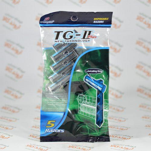 ژیلت تی جی ۲- TG - II Plus