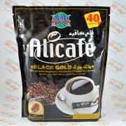 قهوه علی کافه مشکی مدل BLACK GOLD