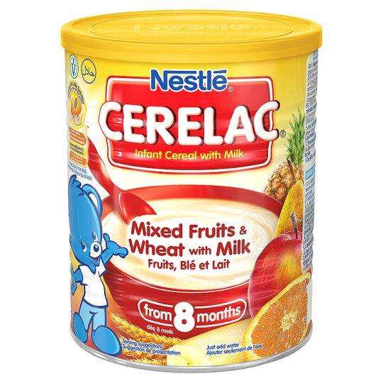 سرلاک نستله Nestle مدل Mixed Fruits