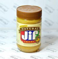 خرید کره بادام زمینی جیف jif