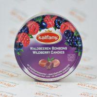 آبنبات کالفانی kalfany با طعم توت و تمشک