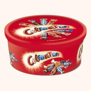 شکلات مارس سلبریشن