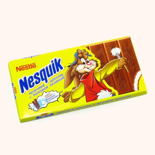 شکلات نسکوئیک Nesquik