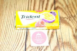 آدامس تریدنت - با طعم توت Trident