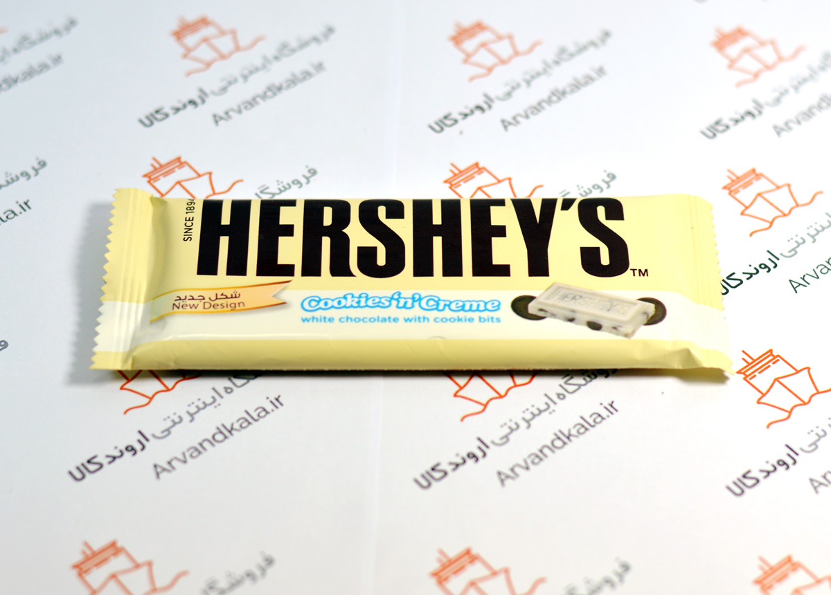شکلات سفید هرشیز hersheys