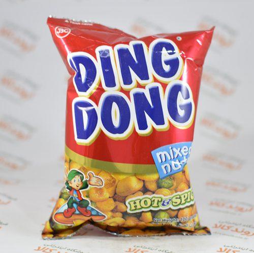 دینگ دونگ طعم فلفلی ding dong