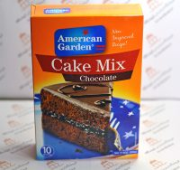 پودر کیک شکلاتی امریکن گاردن
