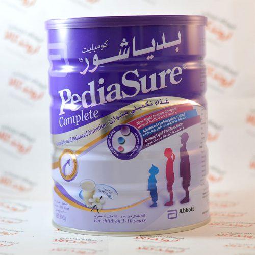 شیر خشک پدیاشور pedia sure مدل Complete