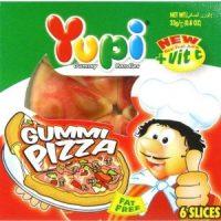 پاستیل پیتزایی yupi