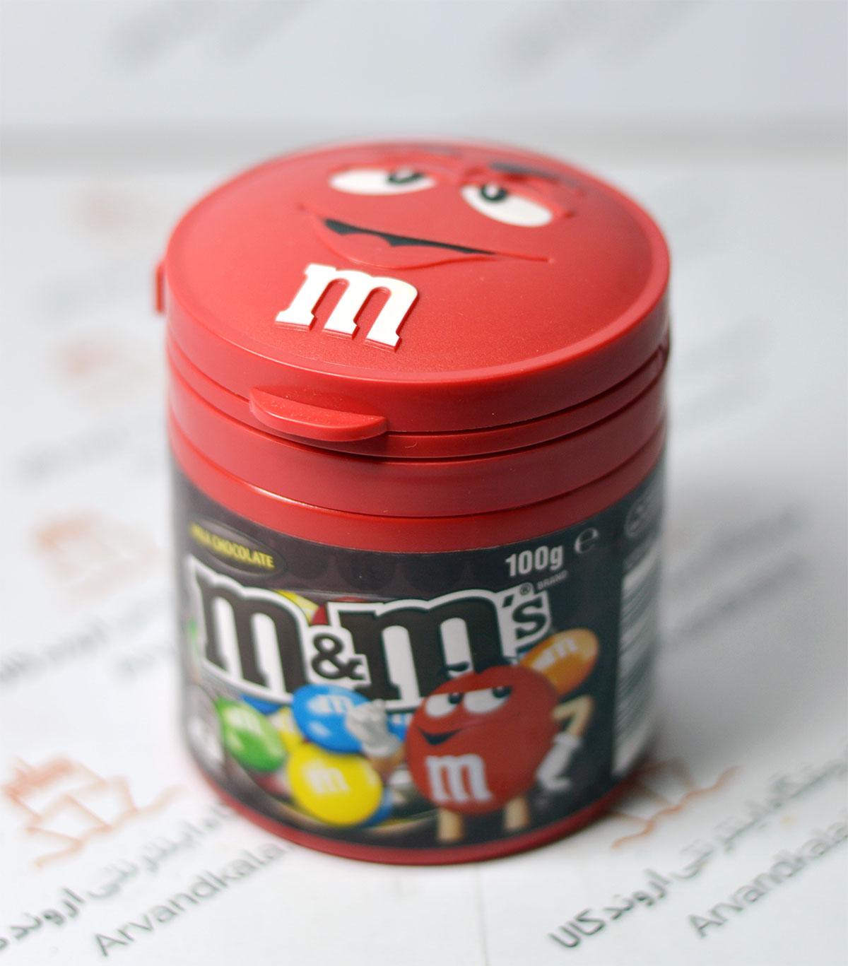 ام اند امز m&m's