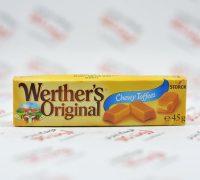 شکلات کارامل werthers original