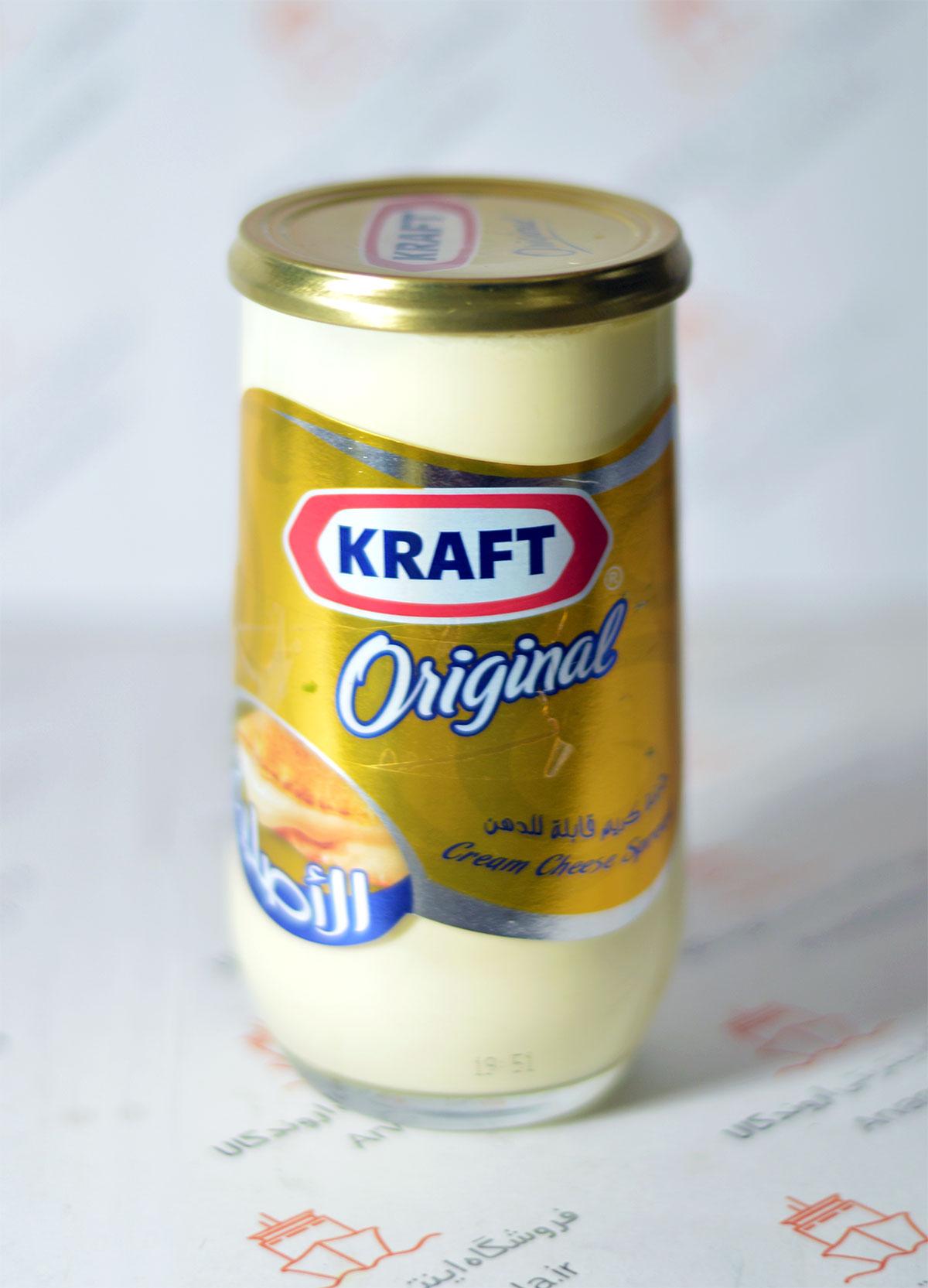 پنیر اورجینال KRAFT