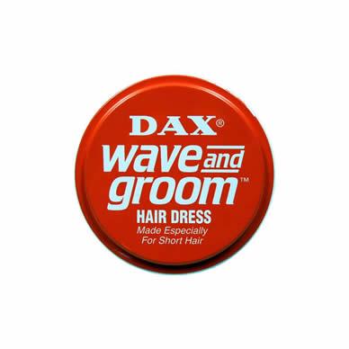 واکس موی داکس قرمز dax hair wax