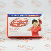 صابون لایف بوی lifebuoy مدل Total 10
