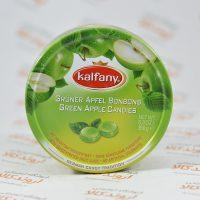 آبنبات کالفانی با طعم سیب سبز