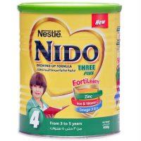 شیر سبز نیدو ۱۸۰۰ گرمی