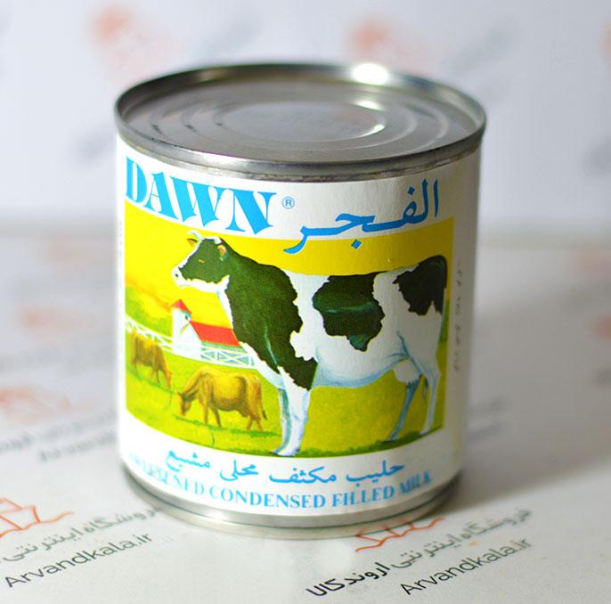 قیمت شیر عسلی الفجر