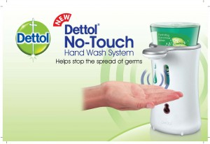 New Dettol Notepad
