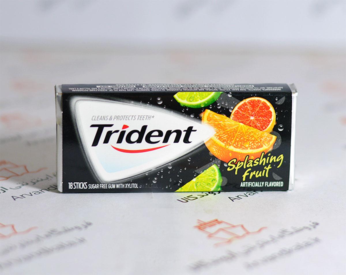 آدامس تریدنت Trident طعم مرکبات
