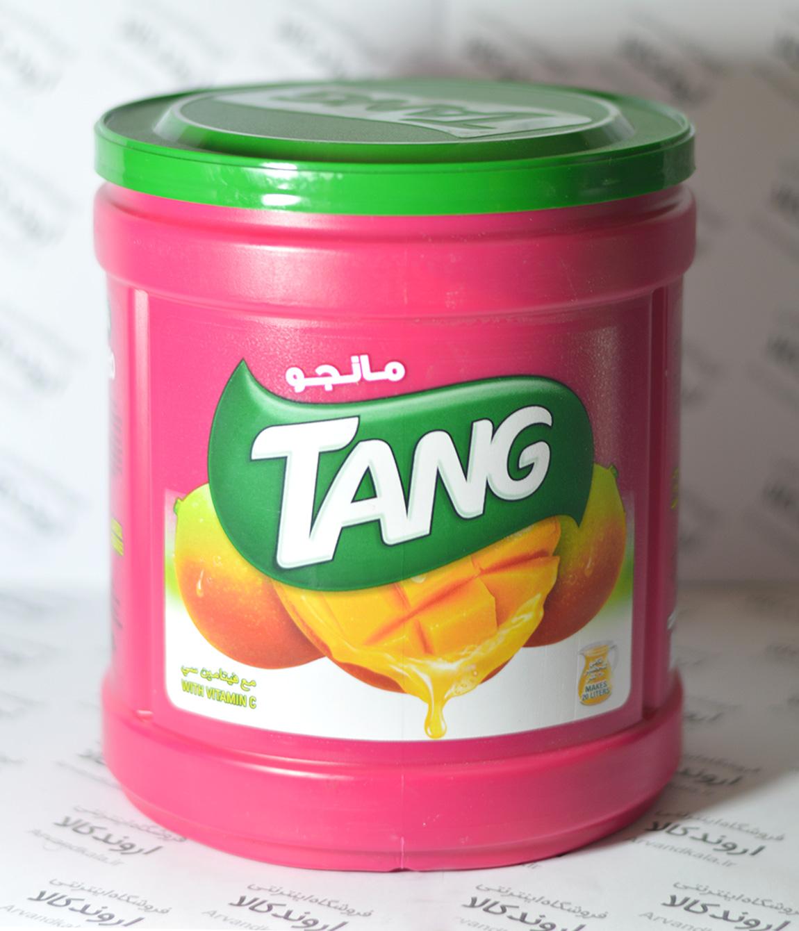 پودر شربت انبه تانج tang
