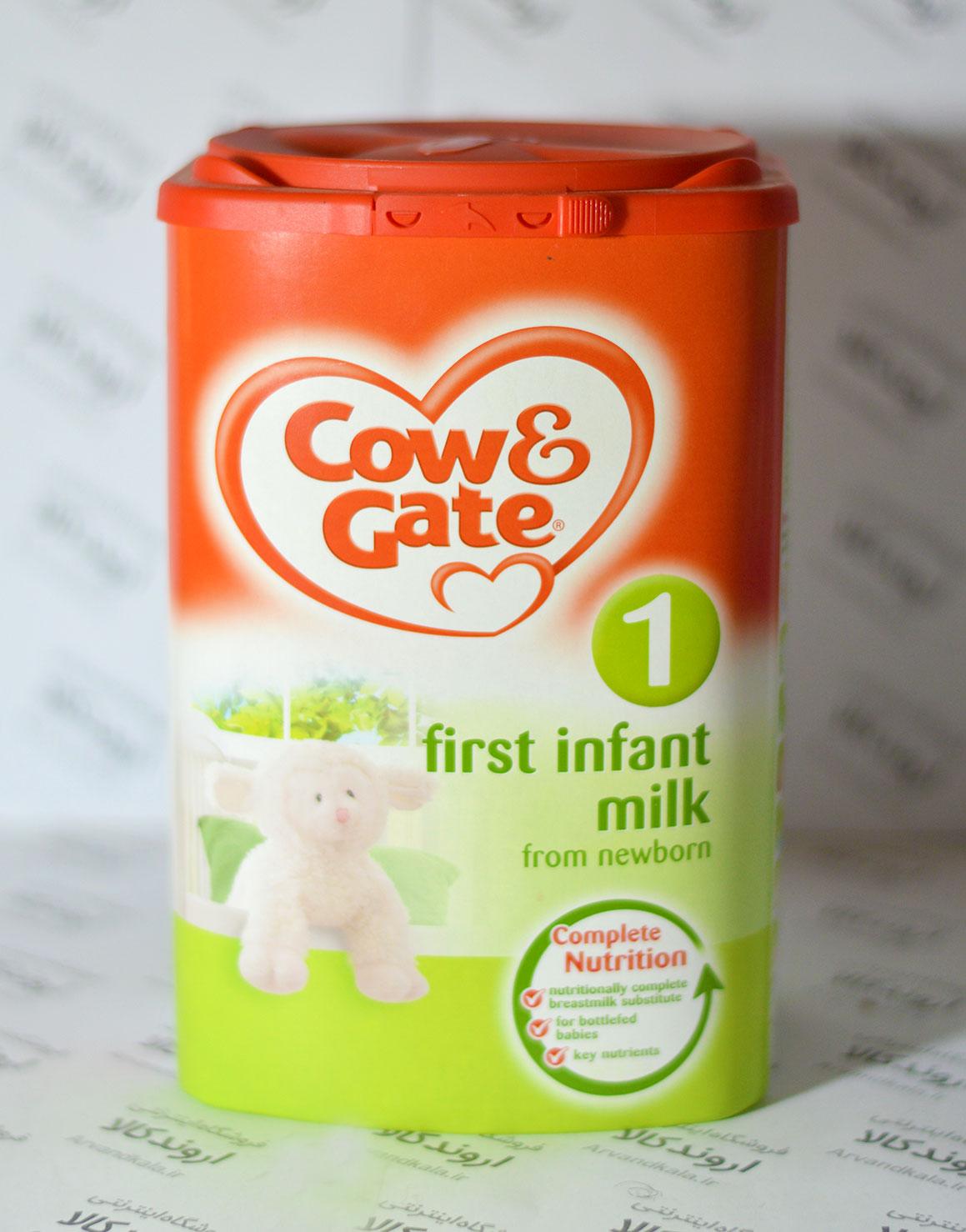 شیرخشک کاو اند گیت cow and gate