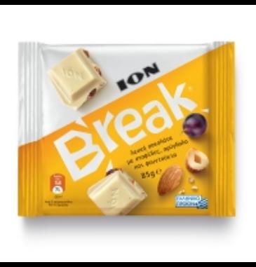 شکلات سفید بریک break