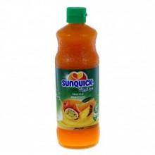 شربت سانکوئیک sunquick مدل میوه های استوایی