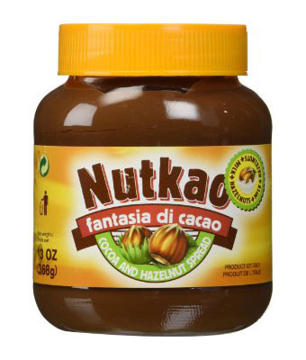 شکلات صبحانه ناتکائو nutkao