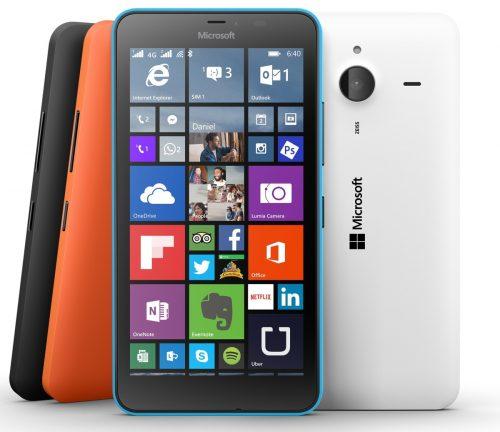 مایکروسافت lumia 640 LTE