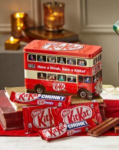 شکلات kitkat