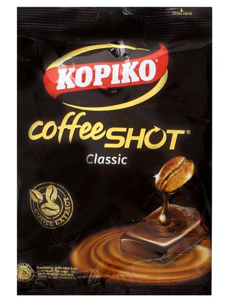 آبنبات کوپیکو مدل شات کافه