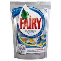 قرص ماشین ظرفشویی پلاتینوم Fairy