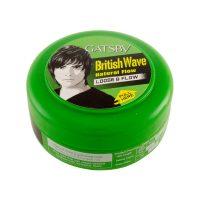 واکس مو GATSBY مدل British wave