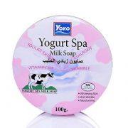 صابون یوکو yoko مدل yogurt spa