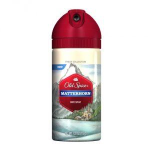 اسپری بدن old spice مدل Matterhorn