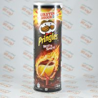چیپس پرینگلز Pringlessمدل Hot & Spicy
