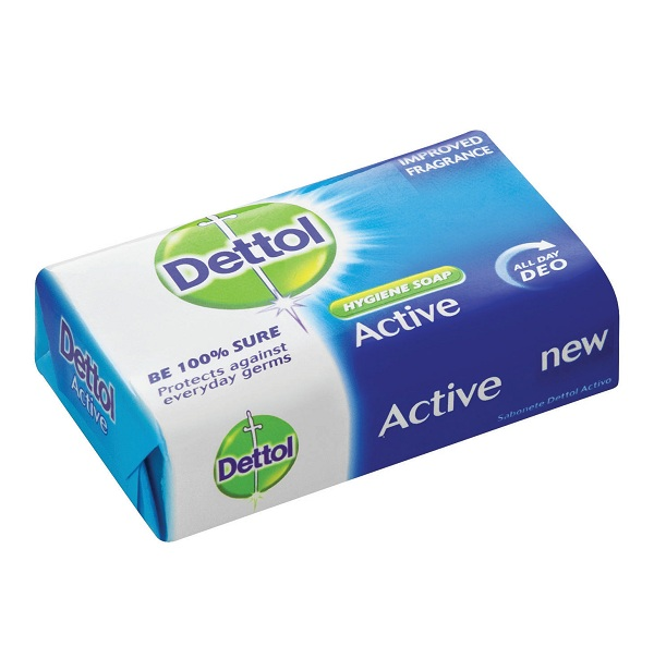 صابون دتول مدل Active