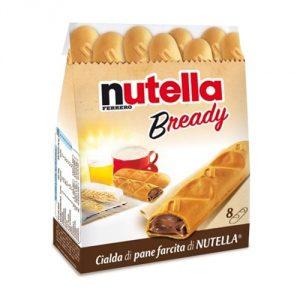 کیک نوتلا Bready