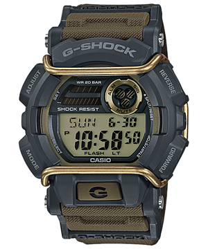 کاسیو جی شاک Gshock GD-400-9DR