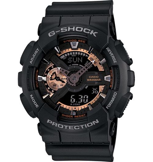 کاسیو جی شاک Gshock GA110RG-1A