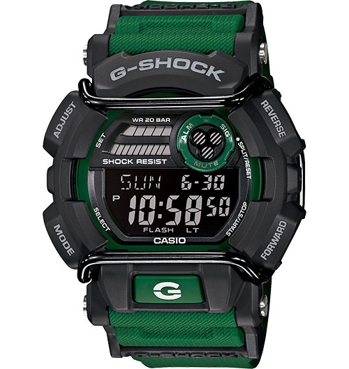 کاسیو جی شاک GShock GD400-3