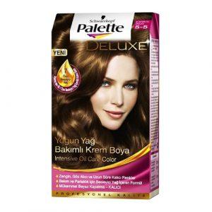 کیت رنگ مو پالت مدل Golden Gloss Caramel