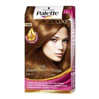 رنگ مو پالت مدل کارامل طلایی