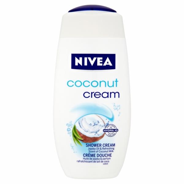 شامپو بدن نیوا مدل Cream Coconut