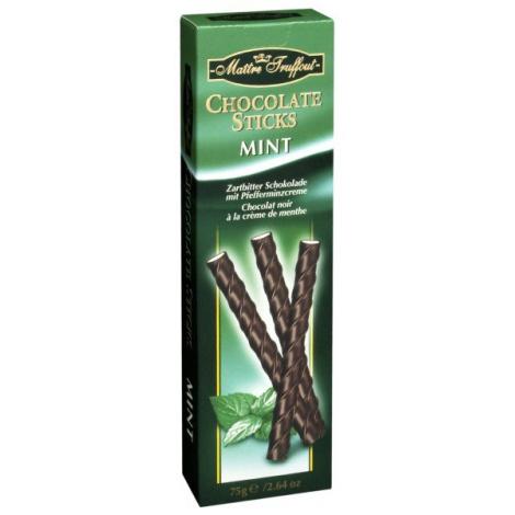 شکلات maitre truffout مدل peppermint